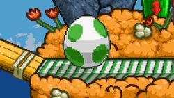 Yoshi's shield