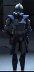 Blue Arc Trooper