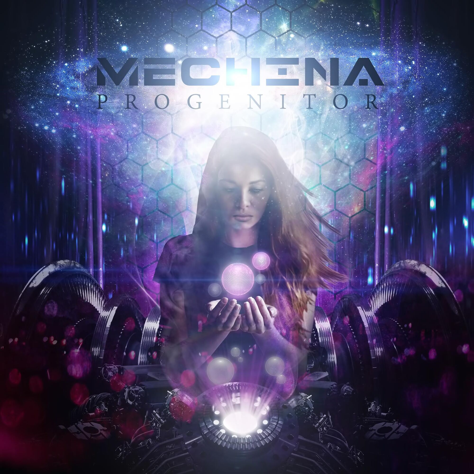 Progenitor Album The Mechina Wiki Fandom Powered By