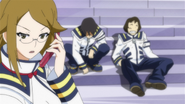 Yobuko reports to Unzen