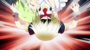 Nabeshima defeats Myouga