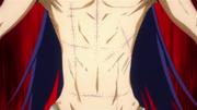 Anime Maguro Scars