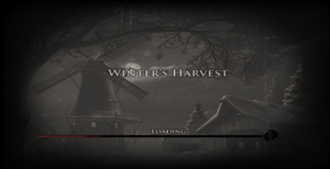 Winter's Harvest Loading Screen
