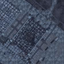 Bagram Hanger Overhead