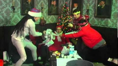 Mega64 A Festive Christmas 2010 (Podcast Highlights) (CENSORED)