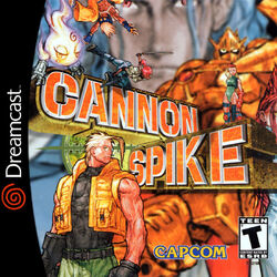 Cannon Spike front-US