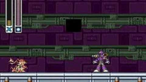 Megaman X - Vile