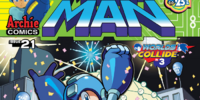 Mega Man Issue 21 (Archie Comics)