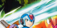 Mega Man Maverick Hunter X Script (X's story)