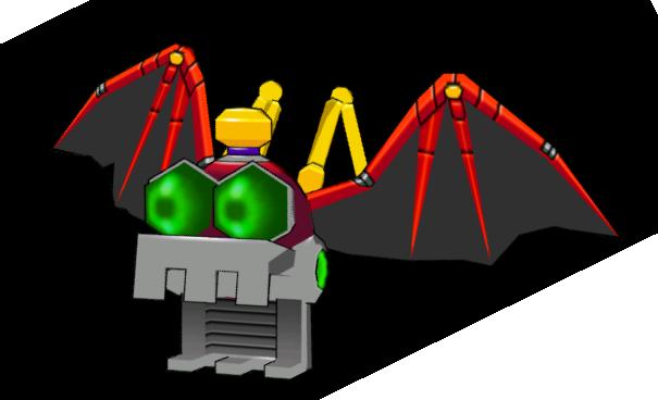 MMXCM Batfighter