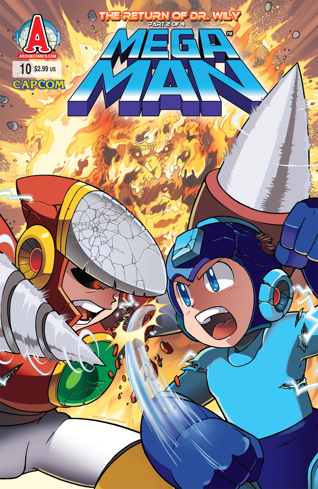 Mega Man Issue 10 (Archie Comics) | MMKB | Fandom powered ... Sabrina The Animated Series Zelda