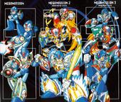 Megamission Armors