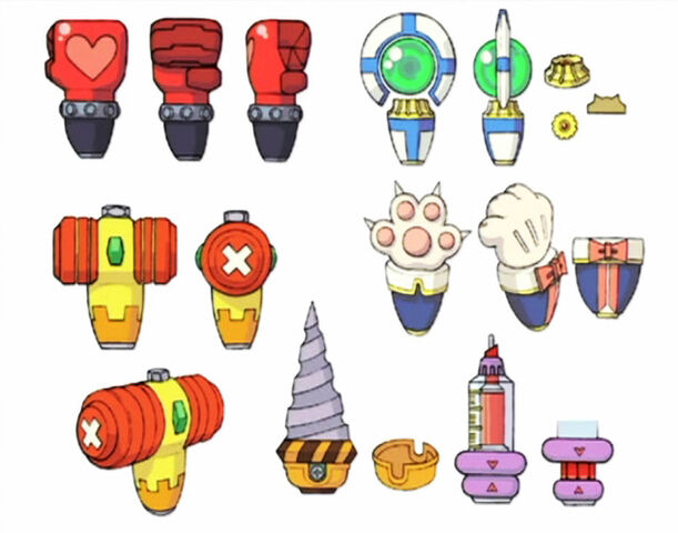 File:MMXCMCinnamon s Weapons.jpg