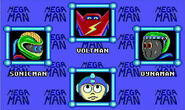 Megaman PC Robot Masters