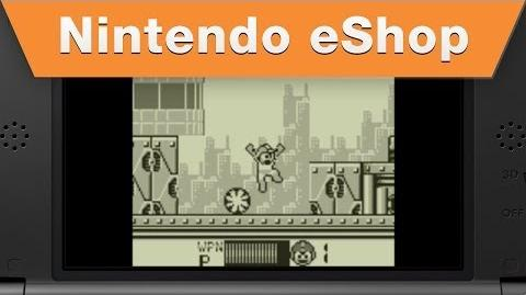 Nintendo eShop - Mega Man II on the Nintendo 3DS Virtual Console