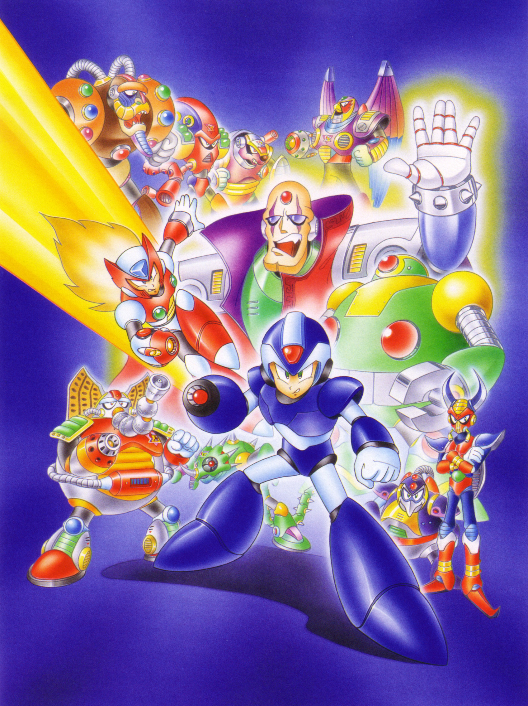 Mega Man X (Video Game) - TV Tropes