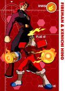 1.09) Fireman EXE & Hino Kenichi