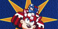 Capcom Game Soundtrack - Rockman Battle & Chase