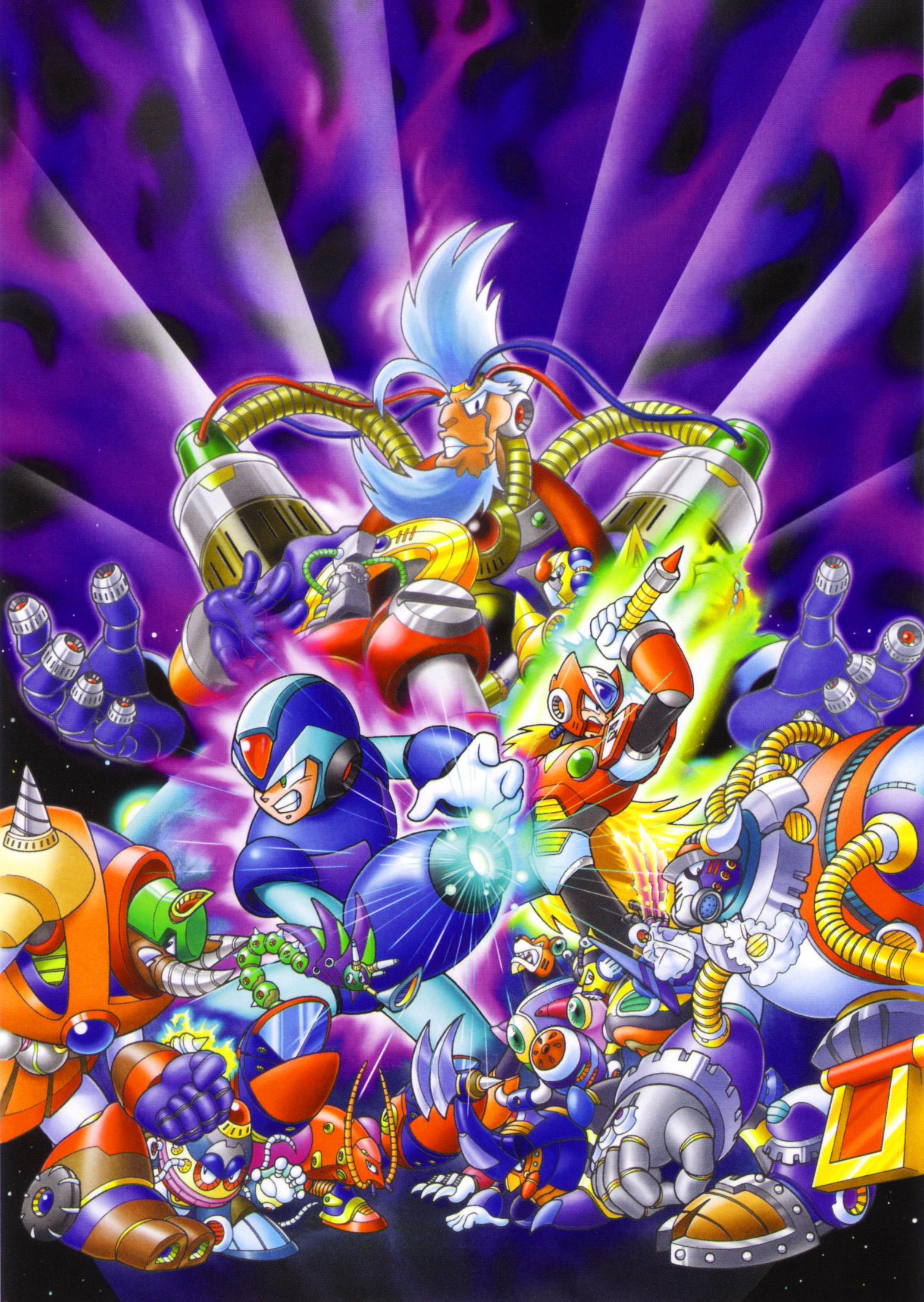 Mega man x3 mmkb fandom powered by wikia - Megaman wikia ...