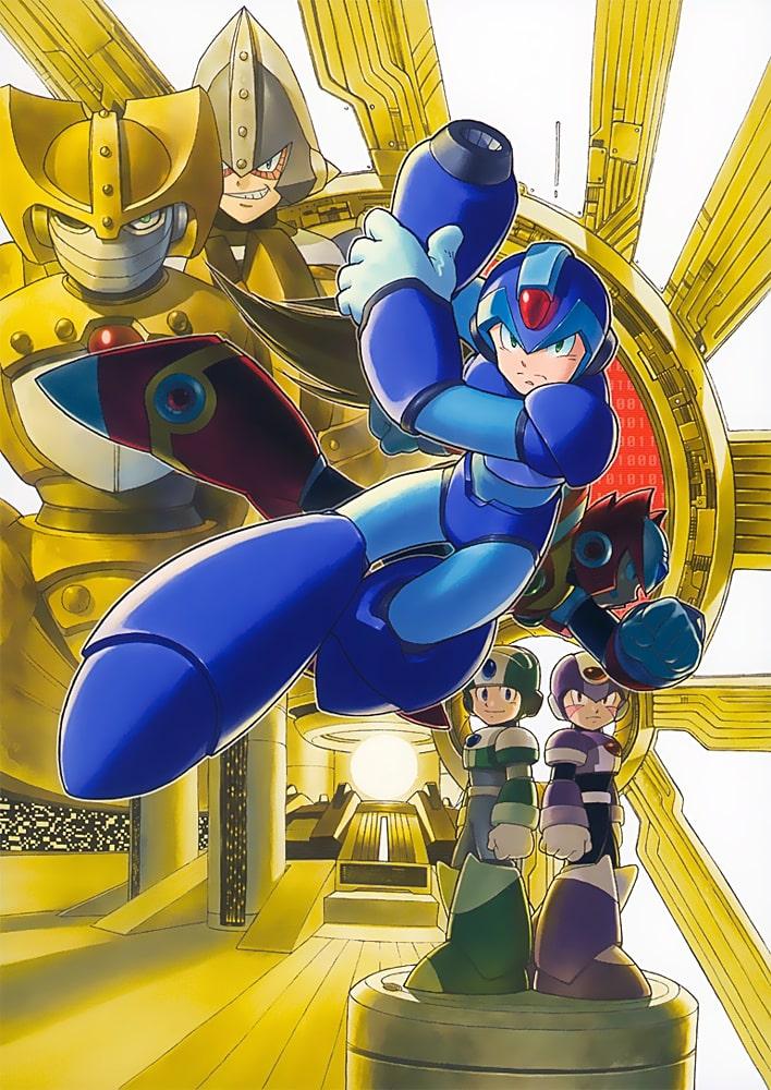 Mega man xtreme mmkb fandom powered by wikia - Megaman wikia ...