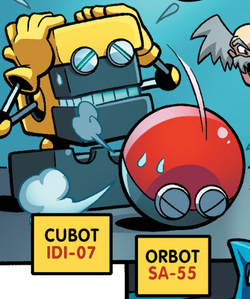 Cubot&Orbot