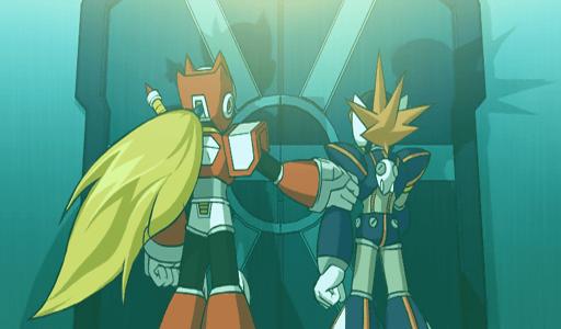free  game megaman x7 ending