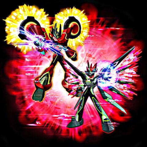 File:Black Ace and Red Joker by Zero light darkness.jpg