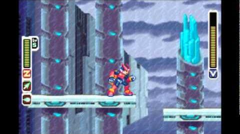 ロックマンゼロ4 (Rockman Zero 4) - ペガソルタ・エクレール (Pegasolta Eclair)