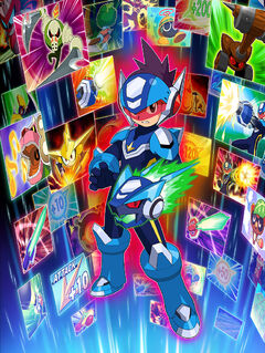 MegaMan BattleCards