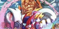 Rockman Zero Game Ongaku Dai Zenshuu - Rockman Zero 1~3