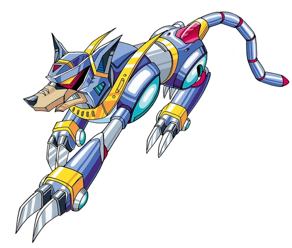 What Is The Name Of Sigma S Dog In Megaman X