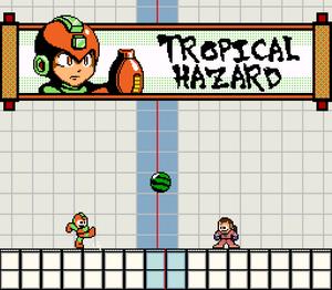 Tropical Hazard