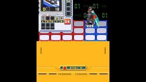 Mega Man Battle Network 5 Double Team DS vs. Colonel EXE