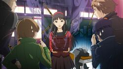 Yukiko Amagi (Persona 4 Arena, Story Mode Illustration,3)