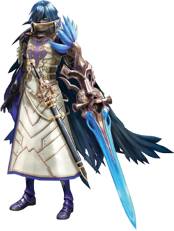 SMTxFE Chrom, Class Great Lord