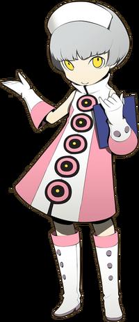 PQ Nurse Elizabeth