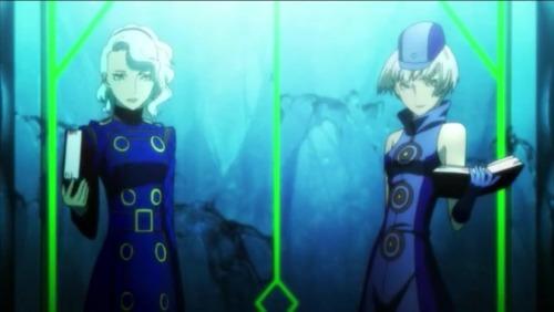 File:Margaret along with elizabeth appear in anime cutscene of P4AU.jpg