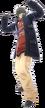 P4D Kanji Tatsumi ski wear free DLC
