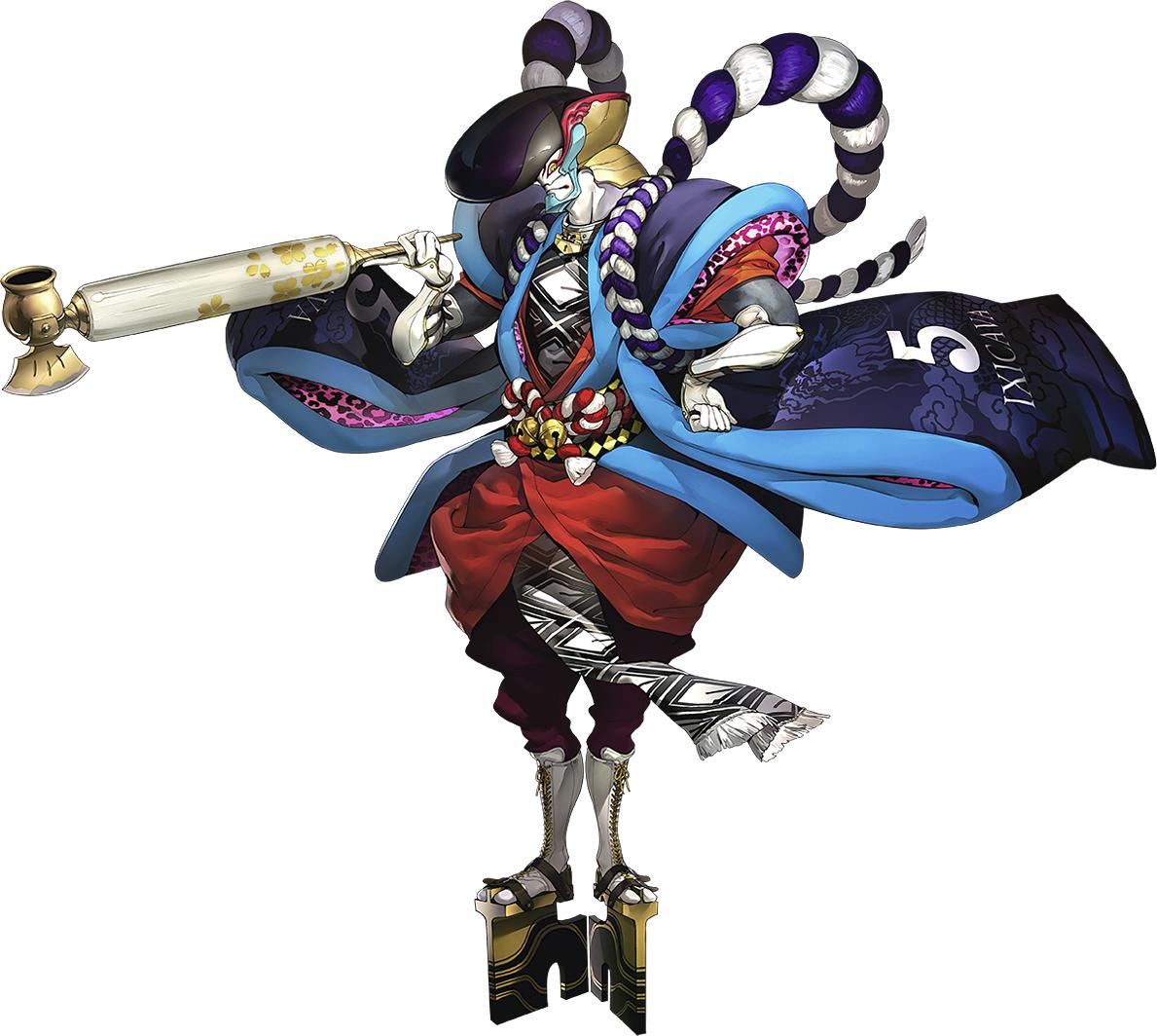 Goemon | Megami Tensei Wiki