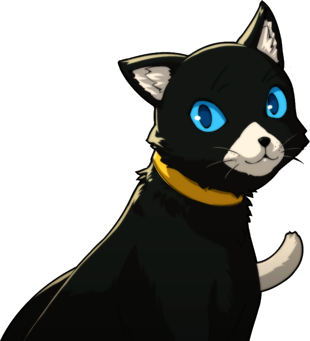 File:P5 portrait of Morgana's cat form.png