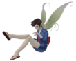 Yukata High Pixie