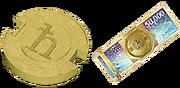 Macca Coin and Bill Imagine