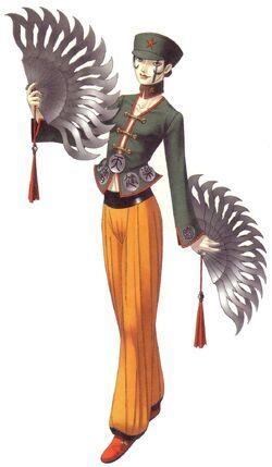 Blademaster Fei Shan Lee 001