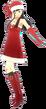 P4D Yukiko Amagi christmas costume