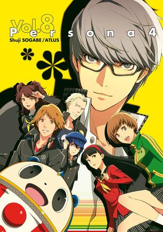 File:P4 manga Volume 8 Illustration.jpg