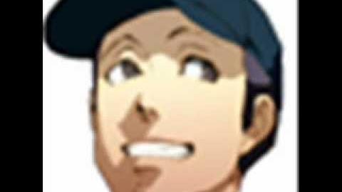 Persona 3 - Junpei Battle Quotes