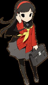 PQ Yukiko Amagi Render