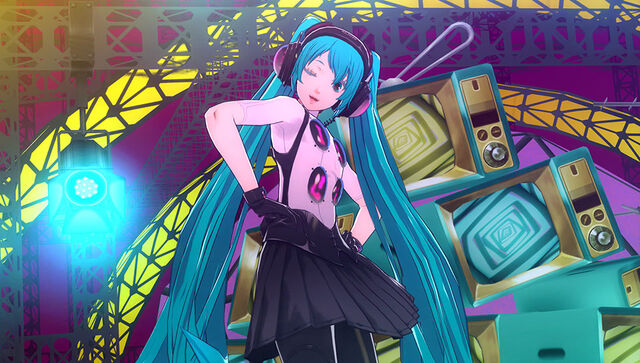 File:Hatsune Miku seen in game of P4D.jpg