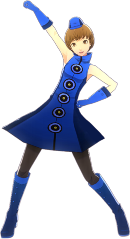 File:P4D Chie Satonaka deep blue clothes.png