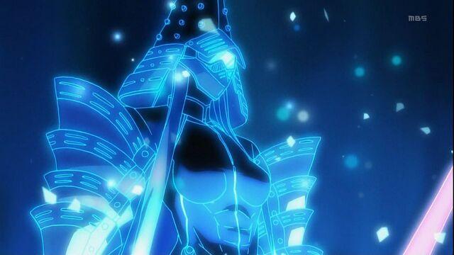 File:Suzuka Gongen appears in P4A.jpg